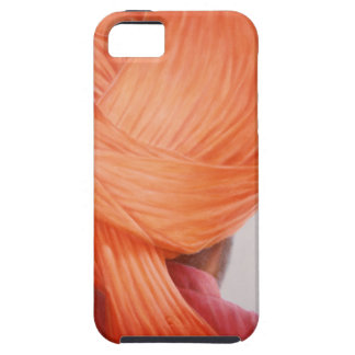 Saffron Turban iPhone SE/5/5s Case