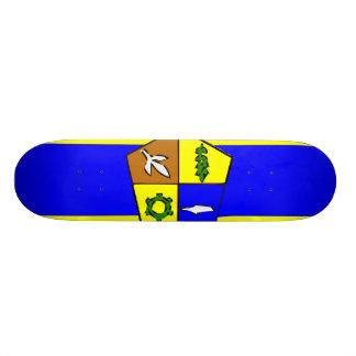 Safi Morocco Skate Deck