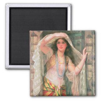 Safie, 1900 magnet