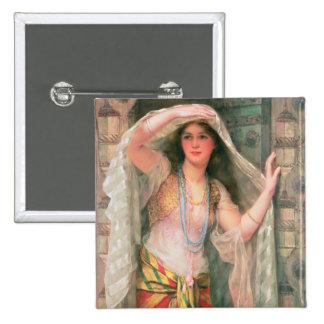 Safie, 1900 pinback button