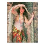 Safie, 1900 postcard