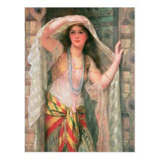 Safie, 1900 postcards