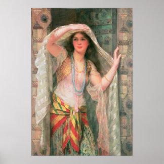 Safie, 1900 poster