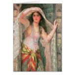 Safie, 1900 tarjeta de felicitación