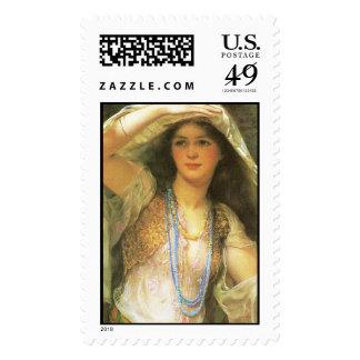 Safie - Postage Stamp