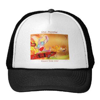 Sag Moon Mesh Hats