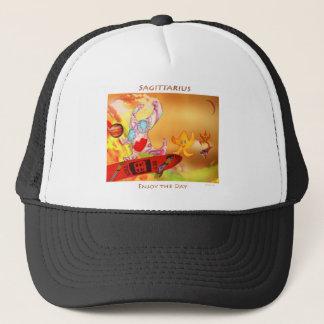 Sag Sun Enjoy the Day.png Trucker Hat