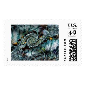 Saga Postage Stamps