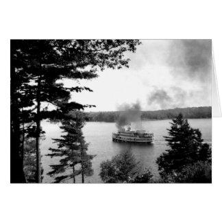 Sagamo on Lake Rosseau PhotoCard Cards