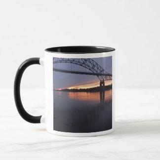 Sagamor Bridge over Cape Cod canal, 2 Mug