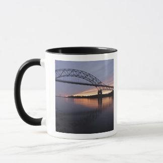 Sagamor Bridge over Cape Cod canal, Mug