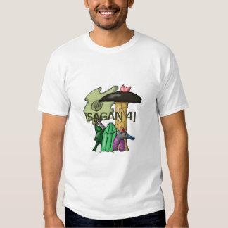 Sagan 4 Variety 2 T Shirt