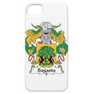Sagasta Family Crest iPhone 5 Cover