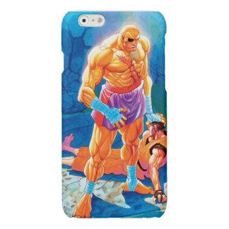 Sagat Beat Dan Glossy iPhone 6 Case