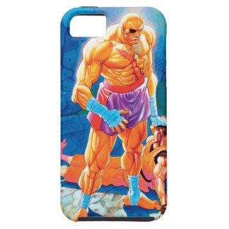 Sagat Beat Dan iPhone SE/5/5s Case