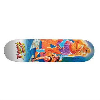 Sagat Beat Dan Skateboard