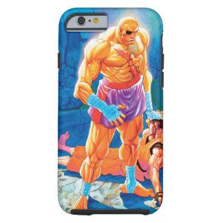 Sagat Beat Dan Tough iPhone 6 Case
