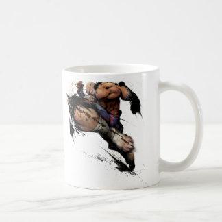 Sagat Knee Coffee Mug