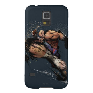 Sagat Knee Galaxy S5 Cover