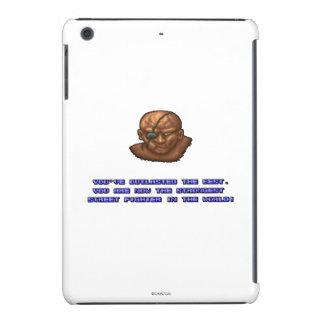Sagat KO'ed 2 Fundas De iPad Mini Retina