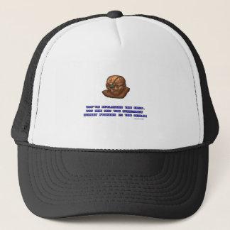 Sagat KO'ed Trucker Hat