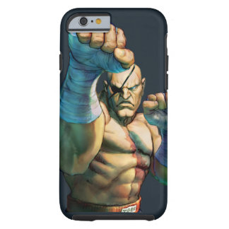 Sagat listo para bloquear funda para iPhone 6 tough