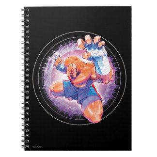 Sagat Notebook