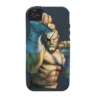 Sagat Ready to Block Case For The iPhone 4
