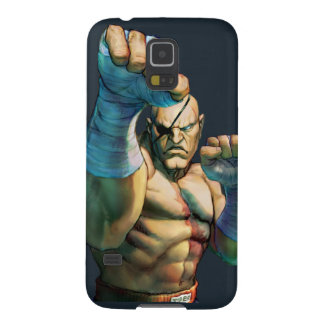 Sagat Ready to Block Case For Galaxy S5