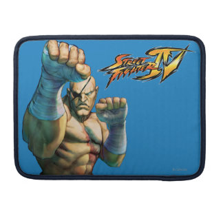 Sagat Ready to Block Sleeve For MacBook Pro