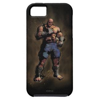Sagat Standing iPhone SE/5/5s Case