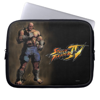 Sagat Standing Laptop Sleeve