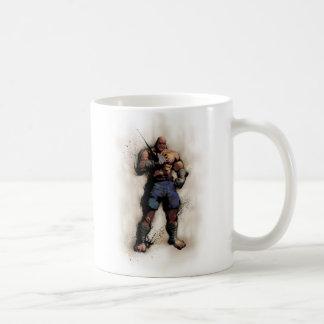 Sagat Standing Mug
