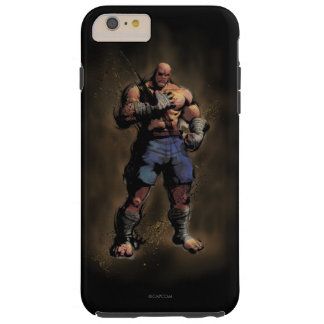 Sagat Standing Tough iPhone 6 Plus Case