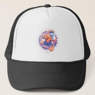 Sagat Trucker Hat