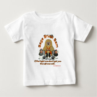 Sage_Brush_Sam_Sheriff Baby T-Shirt