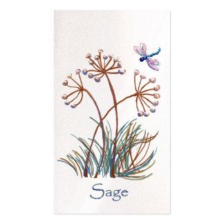 Sage Business Card