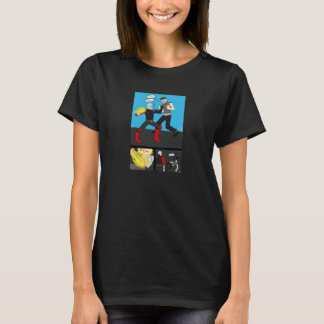 SAGE comics t-shirt featuring Jet Wave