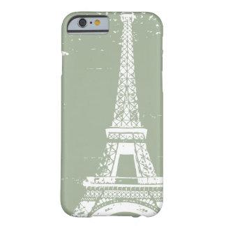 Sage Eiffel Tower iphone 6 Case