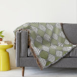 SAGE_FARMHOUSE-DECOR_Diamond's & Dot's Throw Blanket