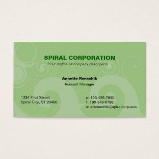Sage Flourish Business Card
