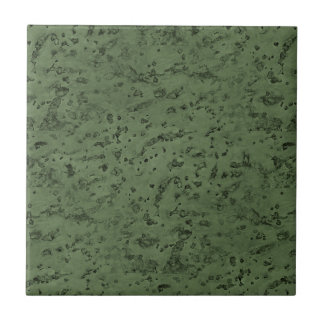 sage green cork look wood grain ceramic tile
