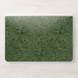 """Sage Green Cork Look Wood Grain HP Laptop Skin<br><div class=""""desc"""">An image of an olive green natural cork bark wood grain texture in hardwood flooring with a moss green color accent. This peaceful and healing sage or pine green color will look great on your item.</div>"""