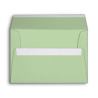 Sage Green Envelopes