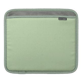Sage Green iPad Sleeve