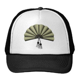 Sage Green Pixel Art Fan Trucker Hat