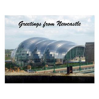 sage greetings postcard
