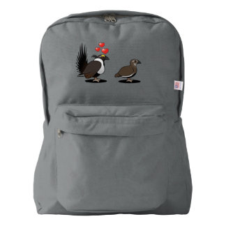 Sage Grouse Love Backpack
