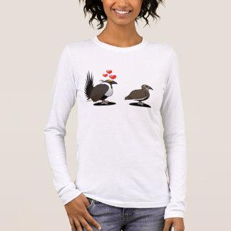 Sage Grouse Love Long Sleeve T-Shirt