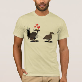 Sage Grouse Love T-Shirt